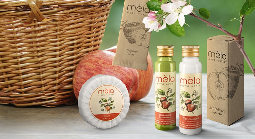 Mela<small>with apple stem cells</small>